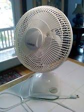 6 Inch Oscillating Desk Fan Openbox Climate Keeper 12 Inch Oscillating Desk Fan Ebay