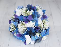 blue orchids real touch purple dendrobium blue orchids roses and hydrangeas