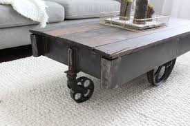 how to buy a coffee table factory cart coffee table u2014 colors and craft