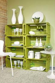 diy crate household rack reciclaje pinterest pallet