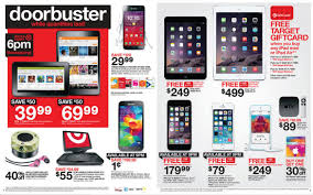 black friday deals iphone target black friday deals 2014 ad see the best doorbusters sales