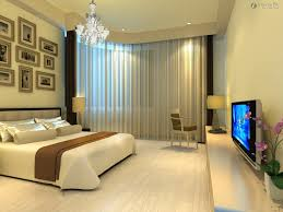 Curtain Ideas For Bedroom by Bedroom Bedroom Curtain Ideas In Brown Themed Bedroom With Double