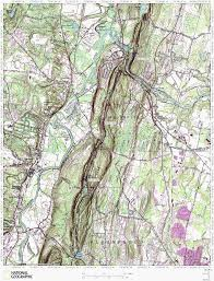 Mn State Park Map by Metacomet Trail Hiking Map Penwood State Park