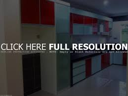 small modern kitchen design with l shaped wooden cabinets colorful