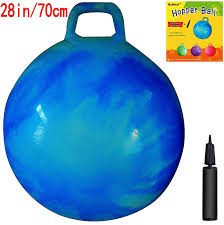 amazon com space hopper ball 28in 70cm diameter for age 13
