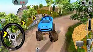 monster trucks racing games monster truck racing game crazy offroad adventure hd game play