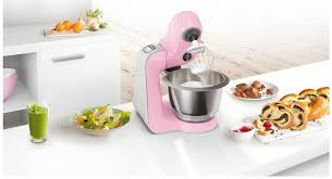 de cuisine bosch mum5 bosch mum58k20 pink silber creationline kitchen appliances