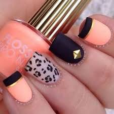 49 stylish leopard and cheetah nail designs that you will