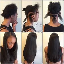 best hair for weave sew ins sew in weave hairstyles for natural hair best of 18 best
