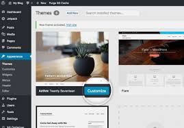 how to customize wordpress themes tutorial