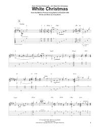 white christmas guitar tab by tommy emmanuel guitar tab u2013 160782