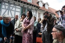 Vhs Bad Homburg 1 Verlegung Stolpersteine Badhomburg De