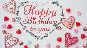 happy birthday greetings february born birthday wishes