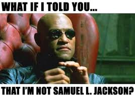 L Meme - 4 badass samuel l jackson memes that make fun of that awkward interview