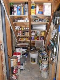 organizing under the stairs pantry under the stairs pinterest