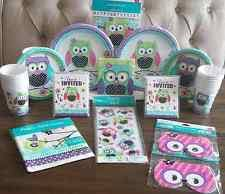 in party supplies owl party supplies ebay