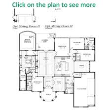 Dream Home Floor Plan Catania Plan Chesmar Homes Dallas