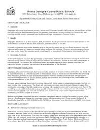 sponsored group life and health insurance after retirement jpg