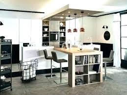 table haute de cuisine avec rangement table de bar avec rangement bar cuisine table cuisine table bar