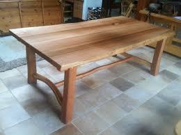 Sustainable Dining Table Vanity Growth Cedar Dining Table Sustainable Woodwork In