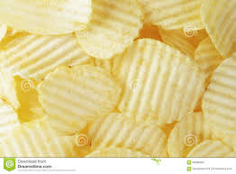 ripples chips potato ripple chips stock photo image of gourmet white 49694664