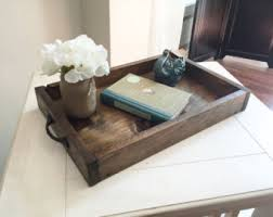 Ottoman Decorative Tray three ways to style your coffee table etsy