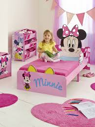 chambre minnie minimalist bedroom with minnie mouse snuggle toddler bed