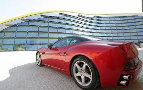 museo ferrari fiat 124 spider la bella macchina two dazzling enzo ferrari