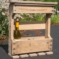 Barn Board Wine Rack Shop Pallet Wine Rack On Wanelo