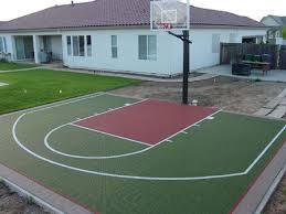 Sports Courts For Backyards 14 Best Backyard Ideas Images On Pinterest Backyard Ideas