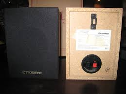 Bookshelf Speaker Sale Pair Pioneer Bookshelf Speakers Csx500k My Stuff For Sale