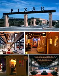 pixar offices in a perfect world i d be marketing for pixar it s the most