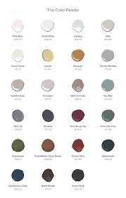 and the kitchen cabinet color winner is benjamin moore 2017 color palette