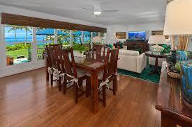 Bungalow Dining Room Wailea Sunset Bungalow