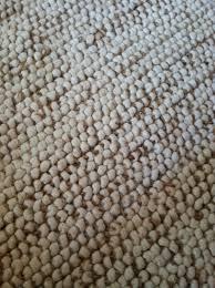 pebble rug crabby fox floor toupee