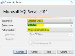 membuat database baru di sql server cara membuat koneksi database sql server di vb net