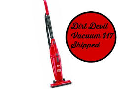dirt devil target black friday amazon deal dirt devil bagless stick vacuum 17 shipped