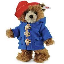 limited edition paddington bear steiff bear garden