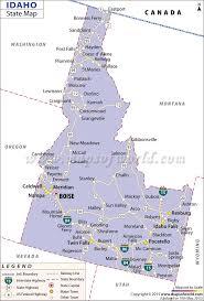 Montana State Map 16 Best Idaho Images On Pinterest Idaho Maps And 50 States
