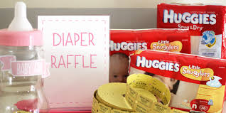 baby shower raffle ideas ask the answer not really a with a winner but could be