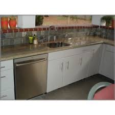 kitchen sink cabinet with dishwasher outdoor sink base cabinet werever waterproof cabinetry