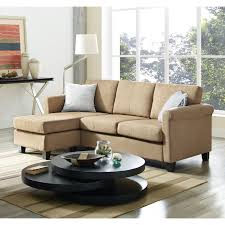 Small Sectional Sofa With Chaise Lounge Dorel Living Small Spaces Configurable Sectional Sofa Hayneedle