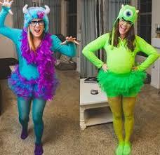 Boo Monsters Halloween Costume Diy Boo Monsters Halloween Costume Creative Easy