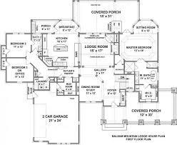 mountain lodge floor plans 14 best unique floor plans images on pinterest unique floor plans
