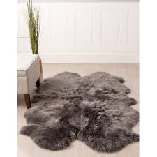 Sheepskin Area Rugs Sheepskin Rugs You Ll Wayfair