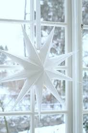 White Christmas Star Decorations by 33 Best Holiday Decor Images On Pinterest Holiday Decor