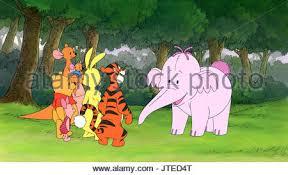 tigger rabbit piglet kanga roo winnie pooh mama heffalump