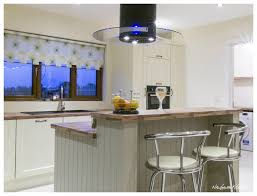 contemporary painted kitchen carlow