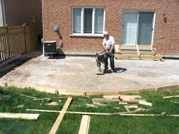 Backyard Concrete Patio Designs Concrete Backyard Landscaping Inspirational Patio Ideas Cement