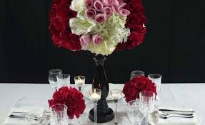 banquet table decorations photos valentine banquet table decorations archives diyspins